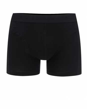 Černé boxerky Jack & Jones Simple