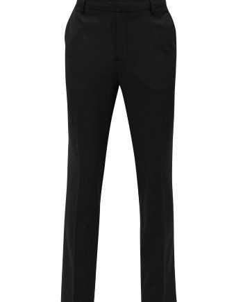 Tmavě šedé oblekové kalhoty Burton Menswear London
