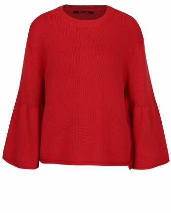 Červený volný svetr ONLY Sana