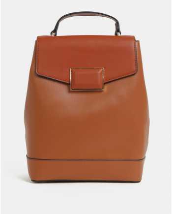 Hnědý batoh Bessie London