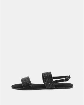 Černé sandály Dorothy Perkins