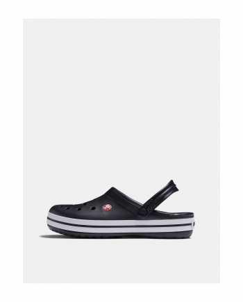 Černé pánské pantofle Crocs Crocband