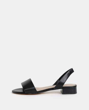 Černé dámské sandály ALDO Candice