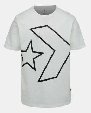 Bílé pánské tričko Converse