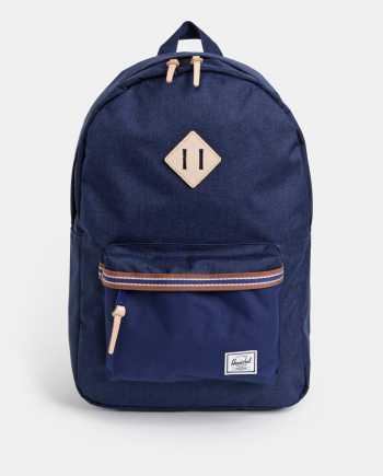 Tmavě modrý batoh Herschel Supply Heritage 21