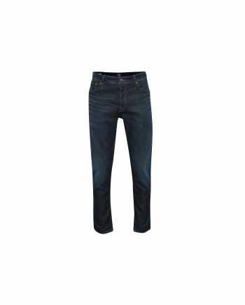 Tmavě modré comfort fit džíny Jack & Jones Mike