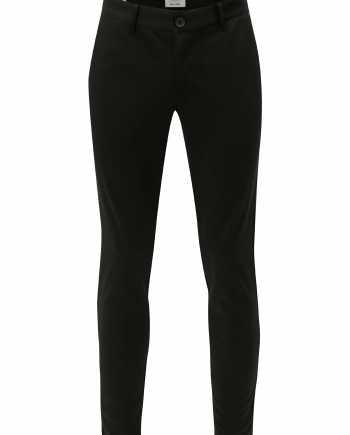 Černé anti fit kalhoty ONLY & SONS Mark