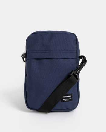 Tmavě modrá crossbody taška Jack & Jones Jamie