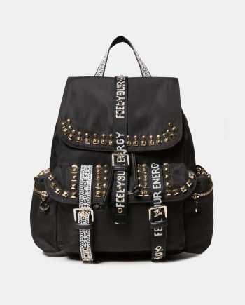Černý batoh Desigual Bright