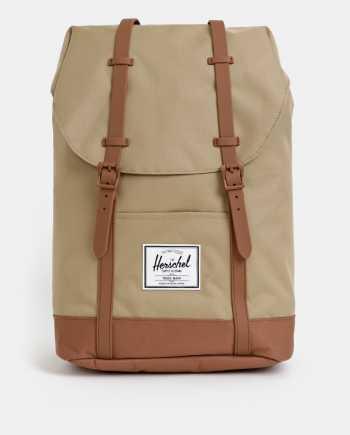Světle hnědý batoh Herschel Supply Retreat 19