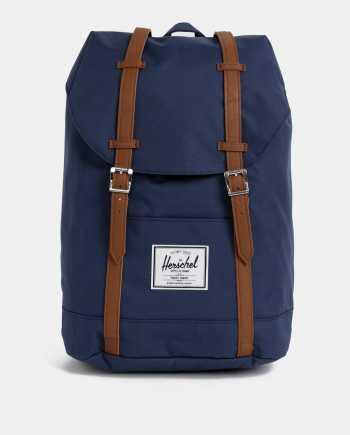 Tmavě modrý batoh Herschel Supply Retreat 19