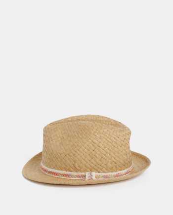 Béžový klobouk Dorothy Perkins