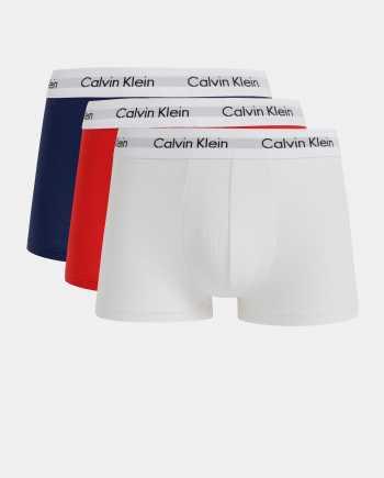 Sada tří boxerek v bílé
